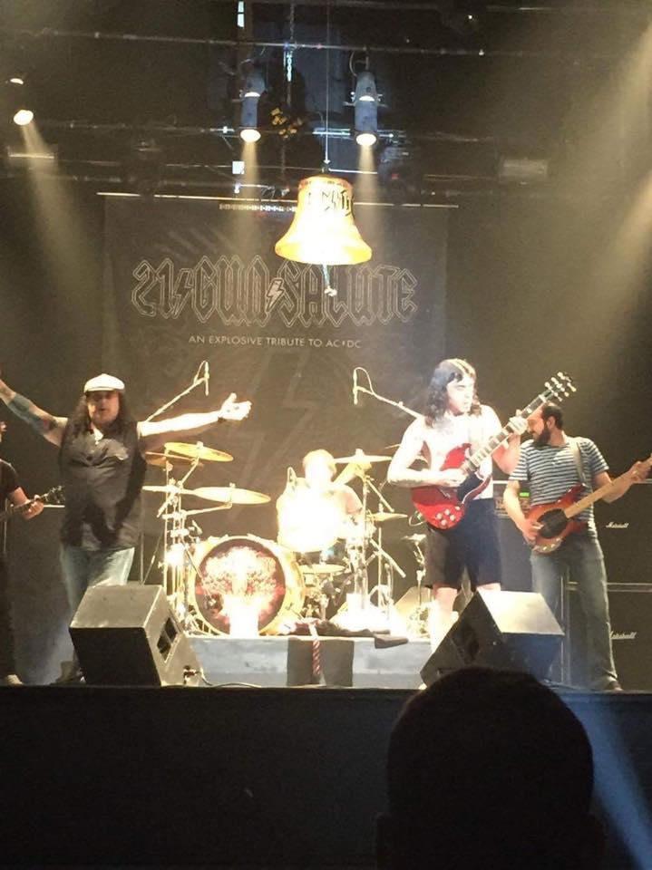 AC/DC Tribute 21 GUN SALUTE