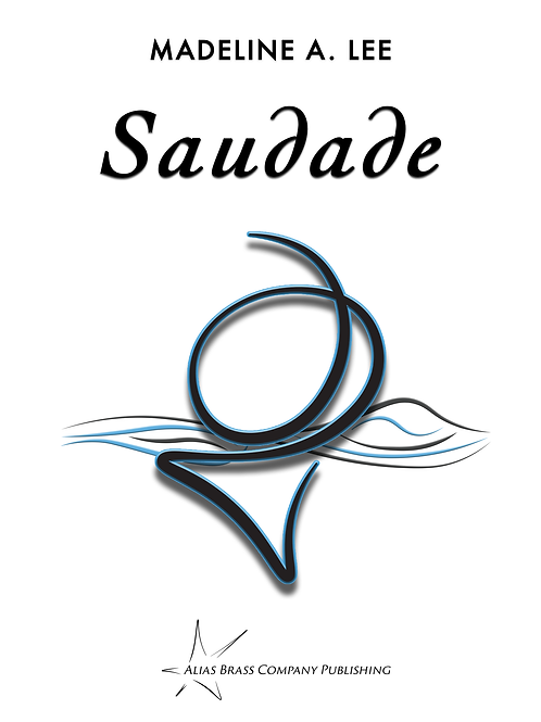 Saudade for Brass Quintet (Score & Parts)
