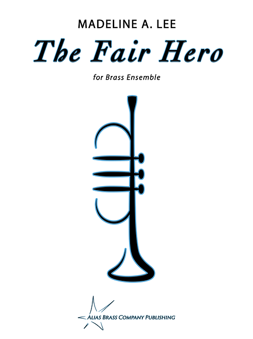 The Fair Hero (Score & Parts)