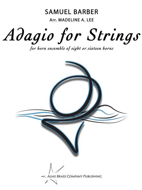 Adagio for Strings (Score & Parts)
