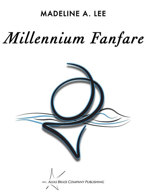 Millennium Fanfare (Score & Parts)