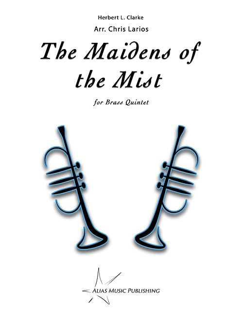 The Maidens of the Mist for Brass Quintet