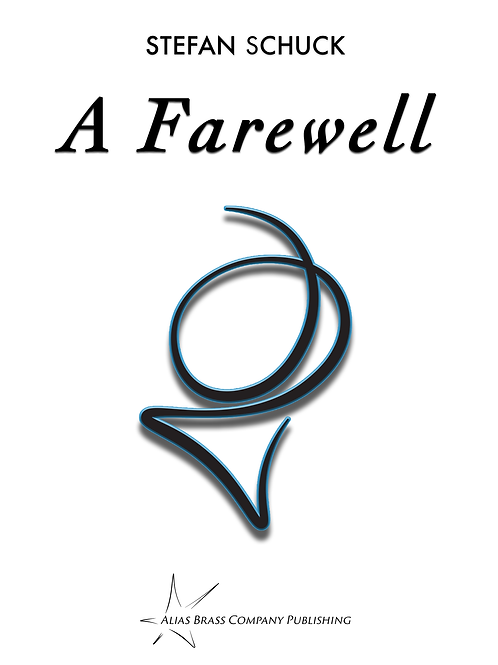 A Farewell for Solo Horn and Piano