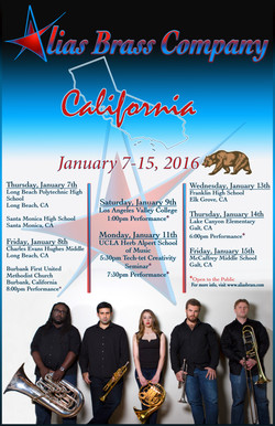 ABC CA Tour Poster 2.0 2016 11x17