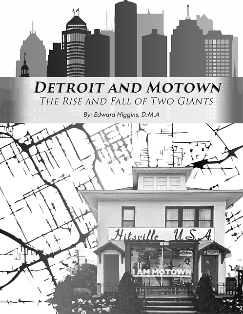 Detroit and Motown: The Rise and Fall of Two Giants  (rental)