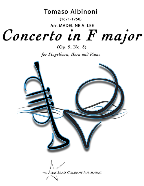 Concerto in F Major (Op. 9, No. 3)