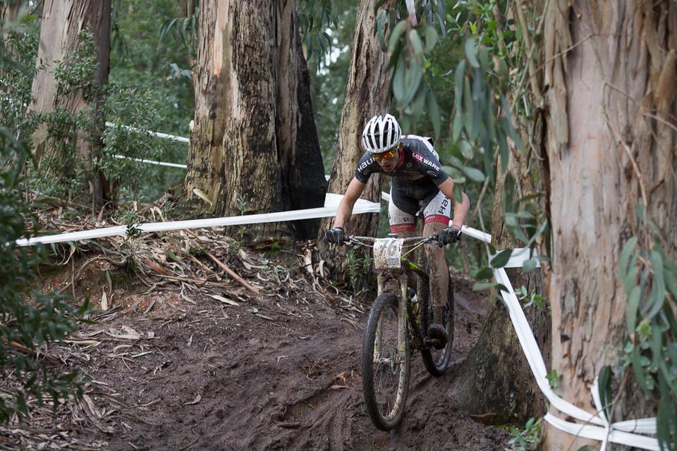 Maximilian Brandl (Lexware Mountainbike Team)
