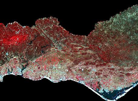 Landsat 8 e o Algarve: the next step