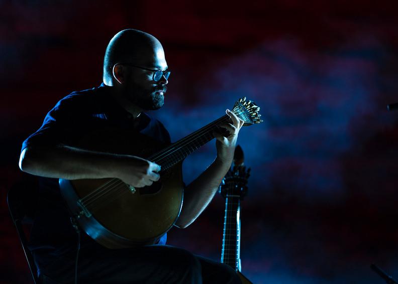 Ricardo Martins | músico, guitarra portuguesa | Vale Fuzeiros, Silves | 26 de Junho de 2021