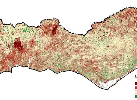Algarve mais seco no final de Maio de 2017, comparativamente com 2016