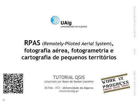 QGIS | drone