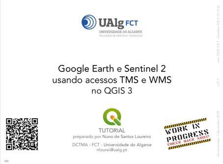 Novo TUTORIAL QGIS 3 by nsloureiro.pt