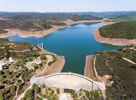 Barragem da Bravura: faltam água e planos para o futuro