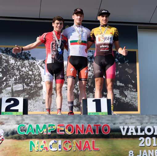 Campeonato Nacional de CRO 2016-2017