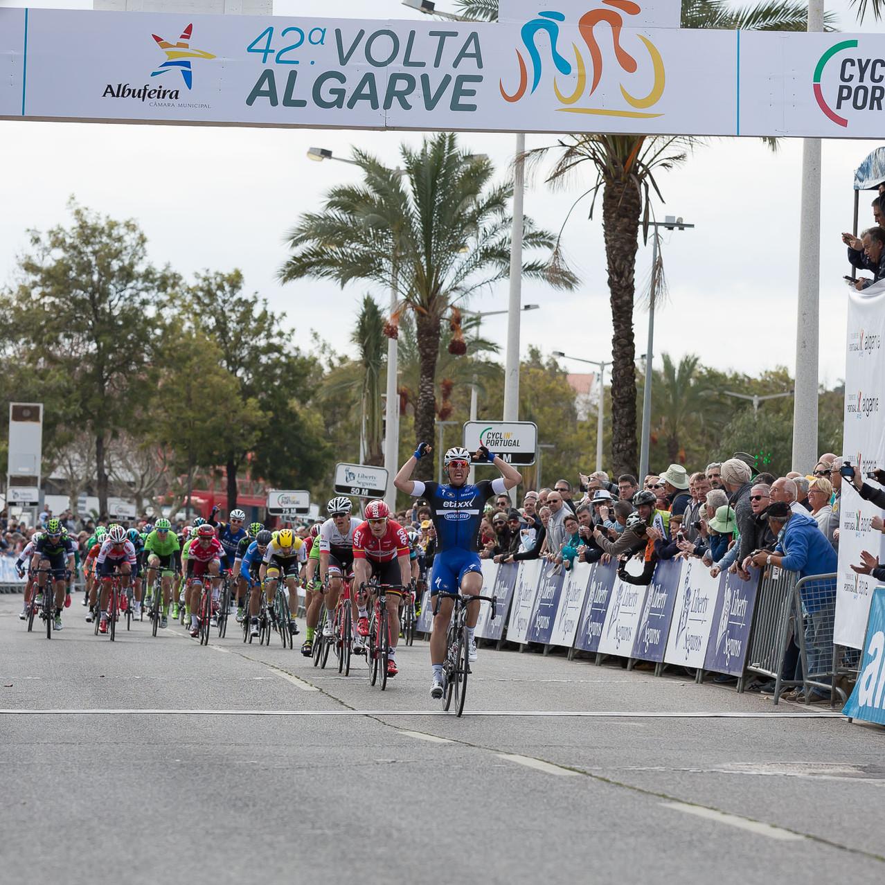 Volta ao Algarve 2016 1.ª etapa