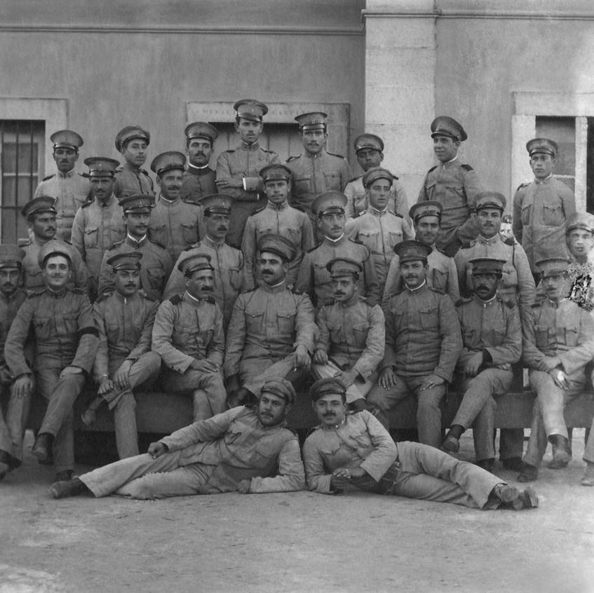 TAVIRA e os ANDRADES • militar