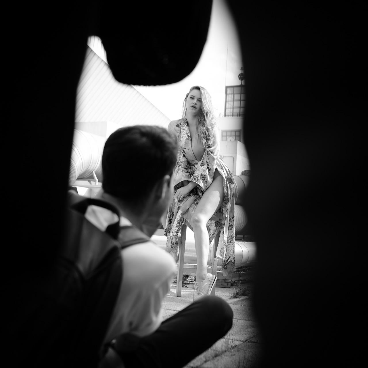 Fotografia de moda com a FUJIFILM