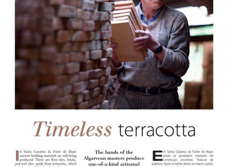 Timeless terracotta