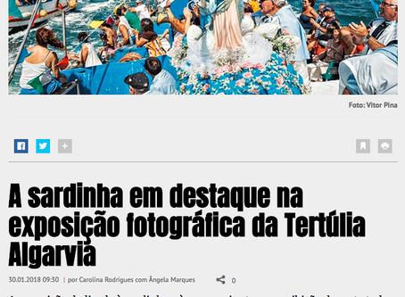The Sardine Photo Experience na Tertúlia Algarvia