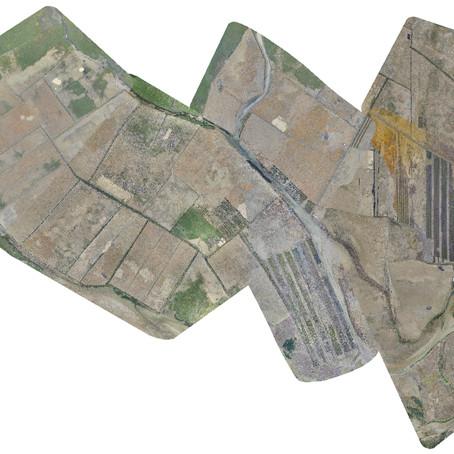 Drone ao serviço da cartografia na Ria Formosa
