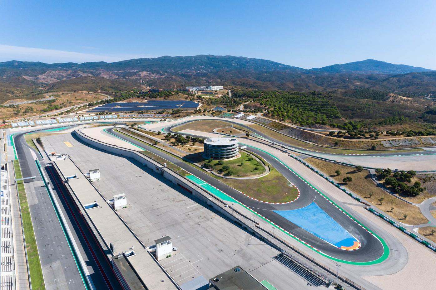 Autódromo Internacional do Algarve   |   Portimão   |   31 de Agosto de 2020