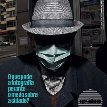 COVID-19 de Augusto Brázio no Público de hoje