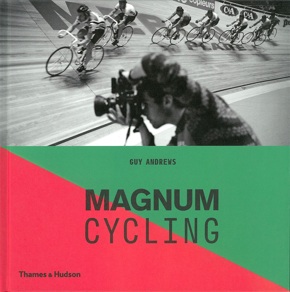 Magnum Cycling     2016     Thames & Hudson     ISBN 978-0-500-54457-0     (W 26.5 cm H 26.5 cm)