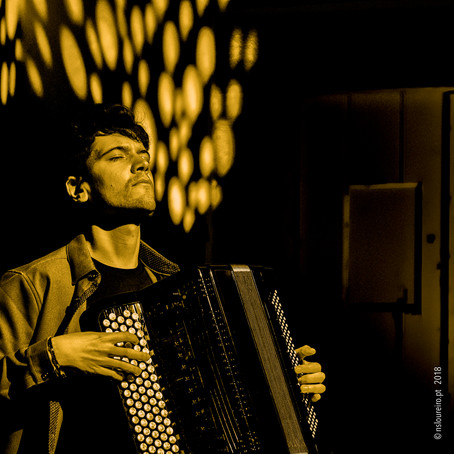 João Barradas • acordeão e jazz em Tavira