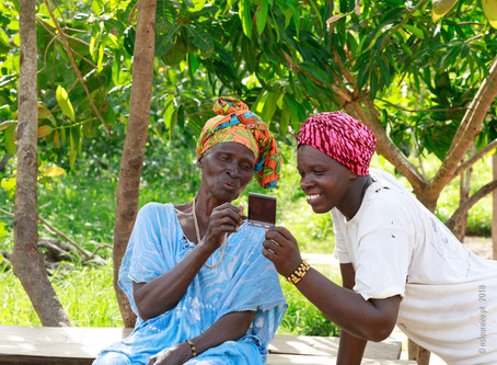 Rostos de Guiné-Bissau