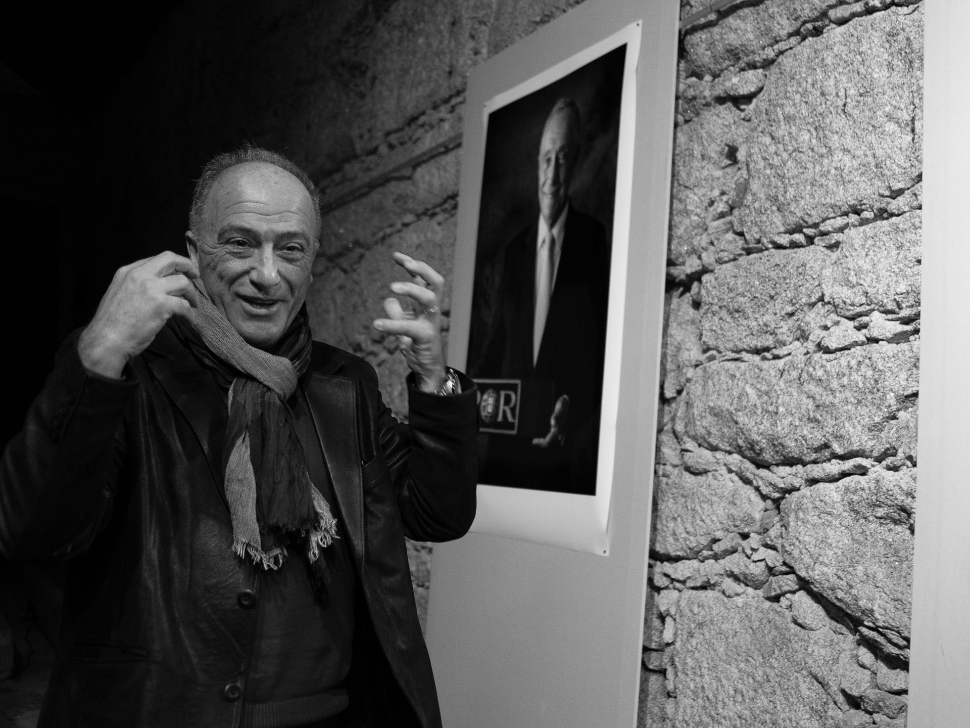 Alfredo Cunha - Workshop de Fotografia de Retrato