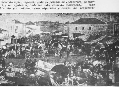 mercado típico algarvio