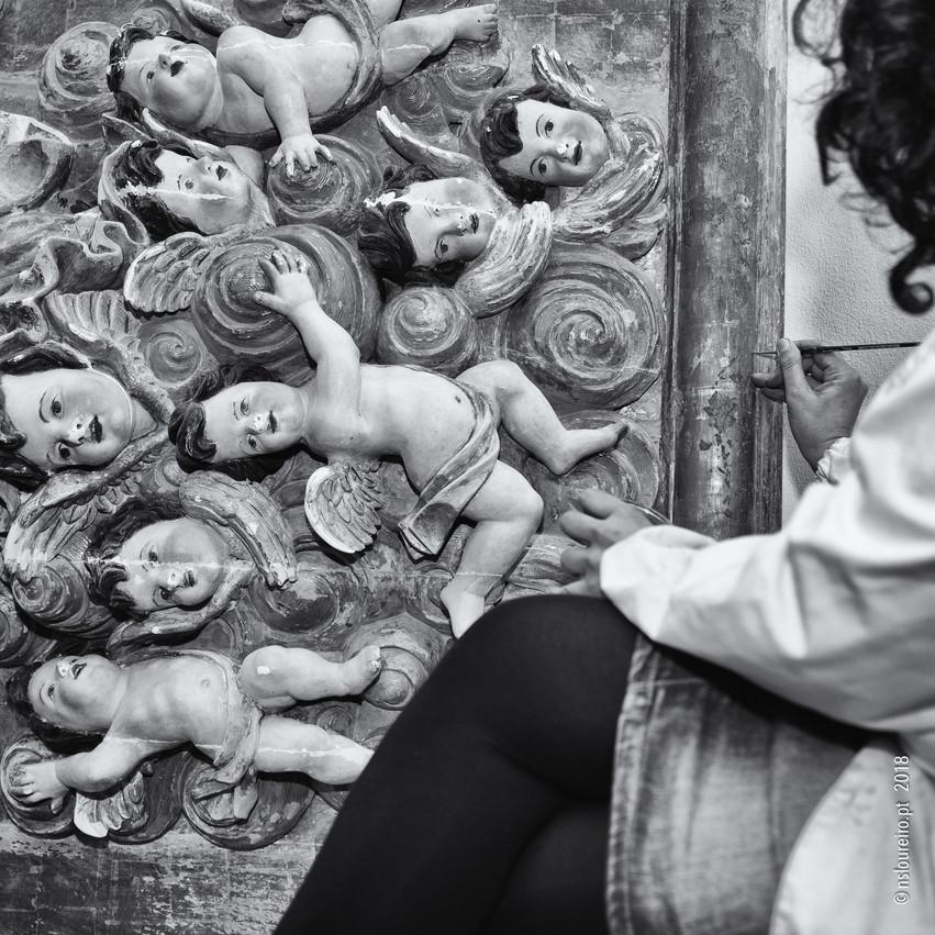Museu Municipal de Faro • a submersa arte de fazer renascer arte...