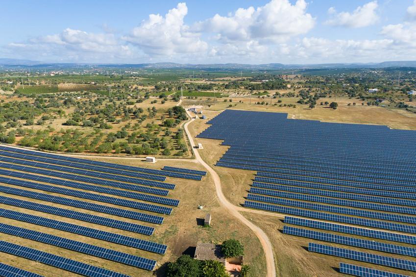 Central Fotovoltaica de Tunes   |   Silves   |   13 de Junho de 2020