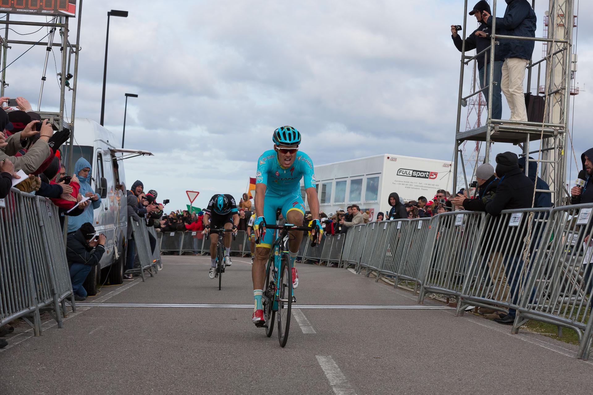 Volta ao Algarve 2016 2.ª etapa