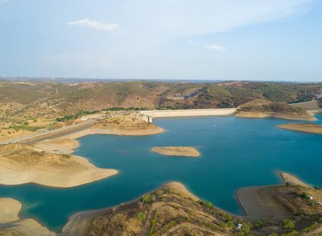 Agrava-se a escassez de água nas barragens algarvias!