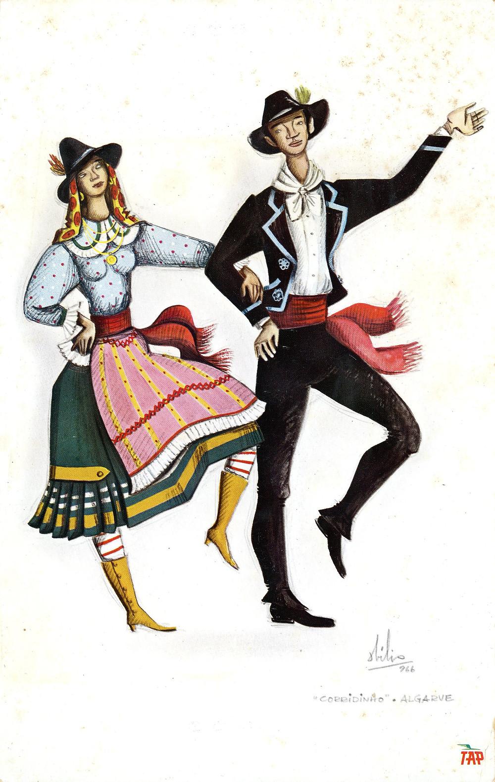 TAP corridinho 1966