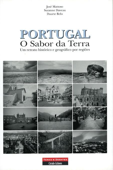 Portugal - O Sabor da Terra. Um retrato histórico e geográfico por regiões     2010     ISBN 978-989-644-099-2     (W 16.0 cm H 24.0 cm)