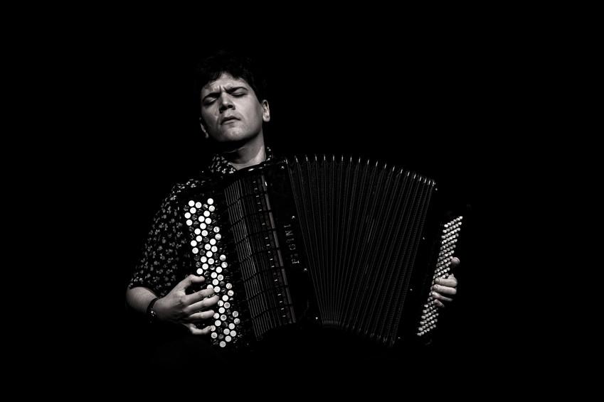 João Barradas | músico, acordeão | Teatro Lethes, Faro | 16 de Outubro de 2020