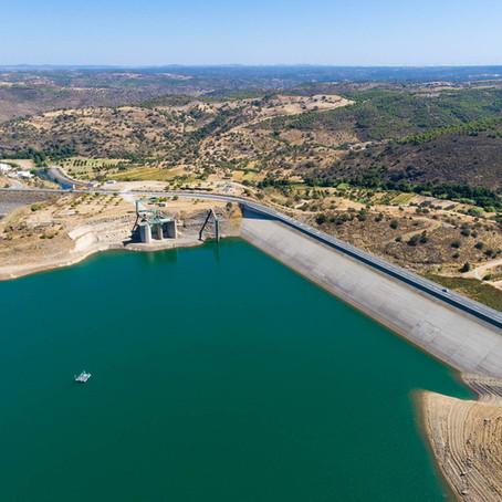 Barragens do Sotavento Algarvio a caminho de mínimos históricos