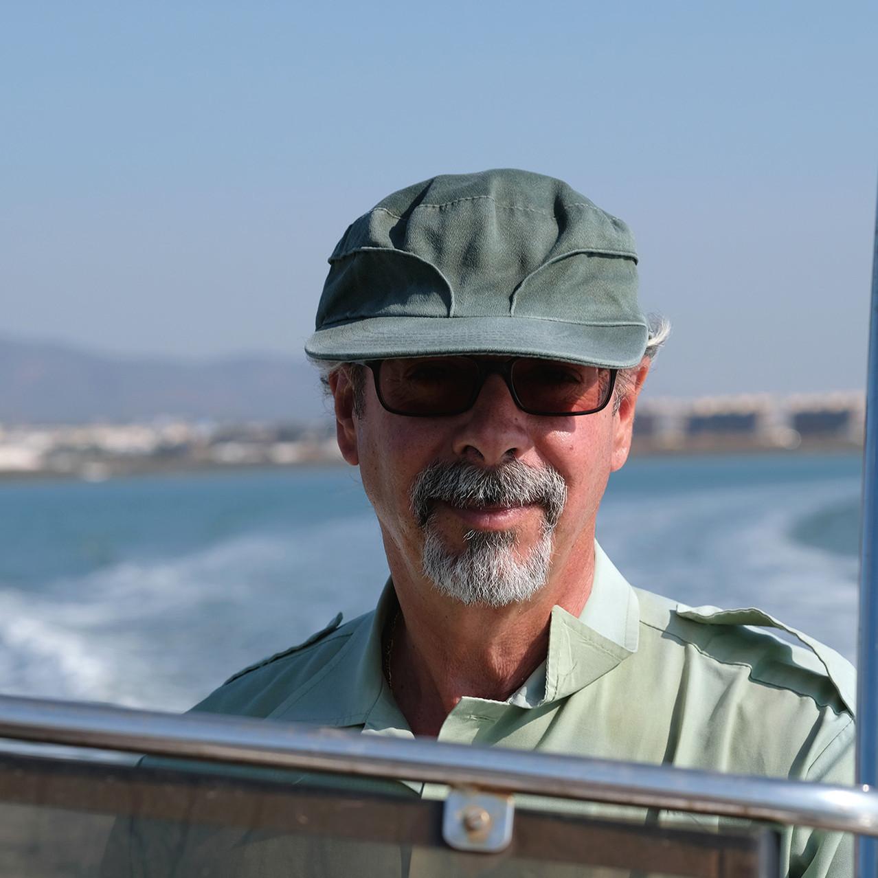 Carlos Capela, vigilante da natureza