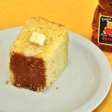 Homemade Cornbread Side