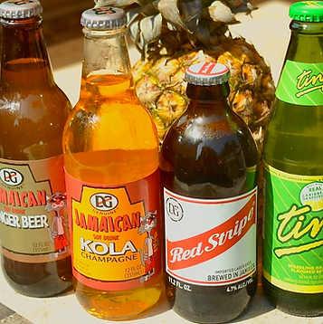 Bottled Jamaican Beverages