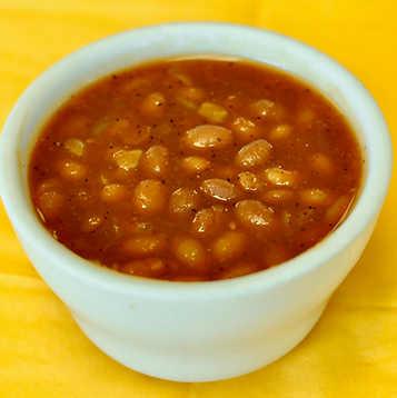 Baked Beans Side