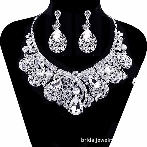 Bridal Jewel Set #6