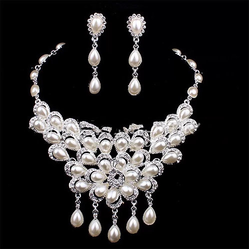 Bridal Jewel Set #7