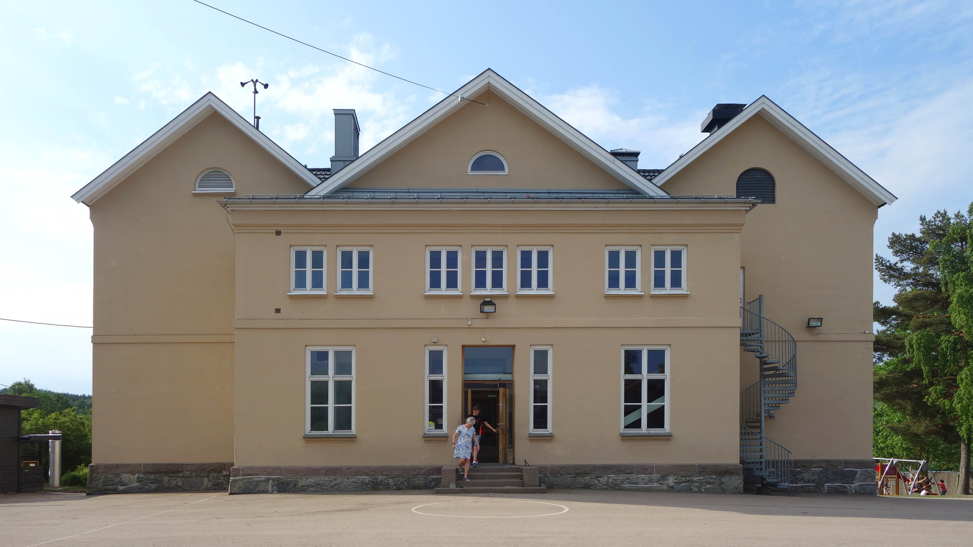 klemetsrud primary school