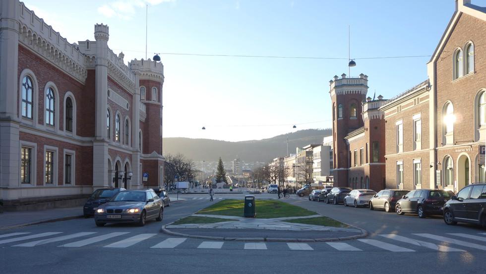 drammen town hall
