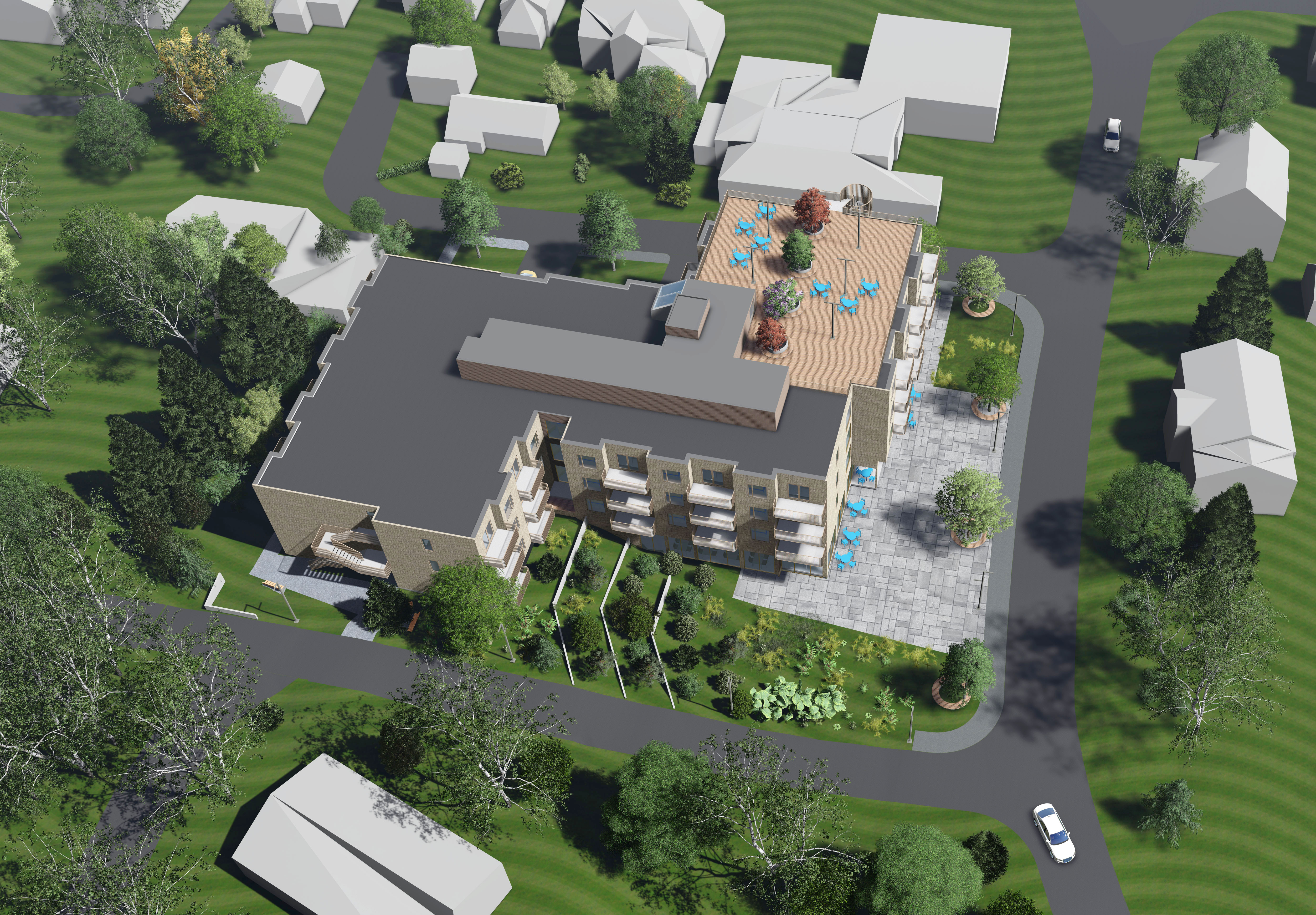 eidsvoll residential care home