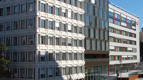 nav headquarter - norwegian labour and welfare administration