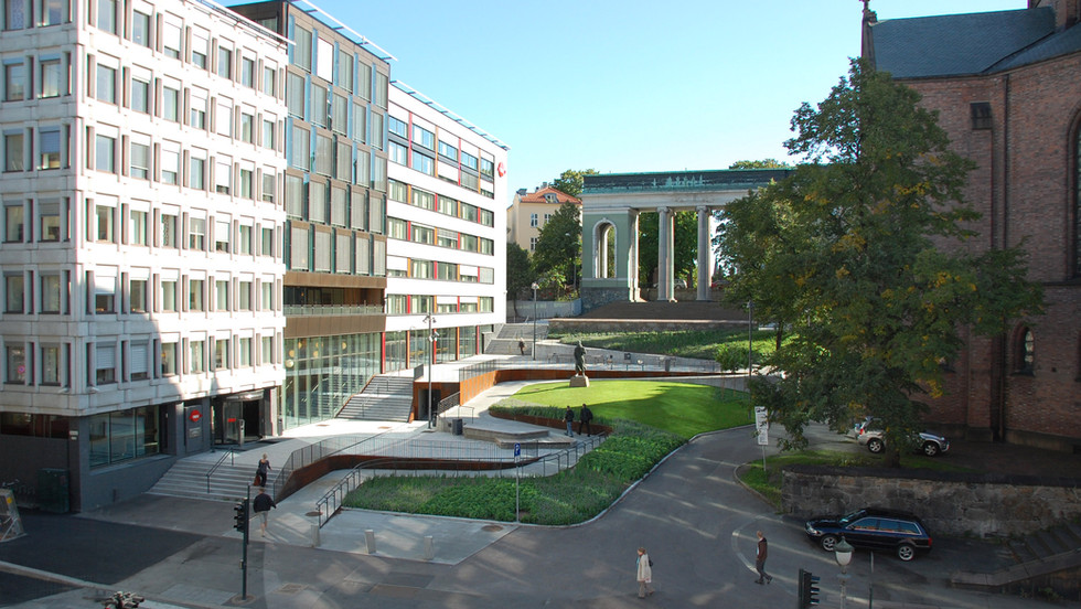 NAV Headquarter Norwegian Labour and welfare administration